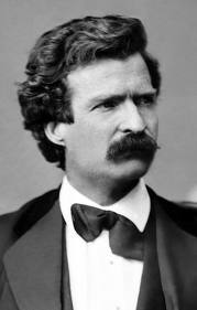 Mark Twain Inspirational Quotes and Motivational Sayings