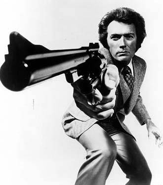dirty harry A Clint in His Eye   Harry Callahans Best Movie Quotes