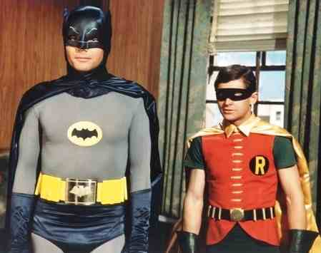 batman and robin Batman and Robin Quotes