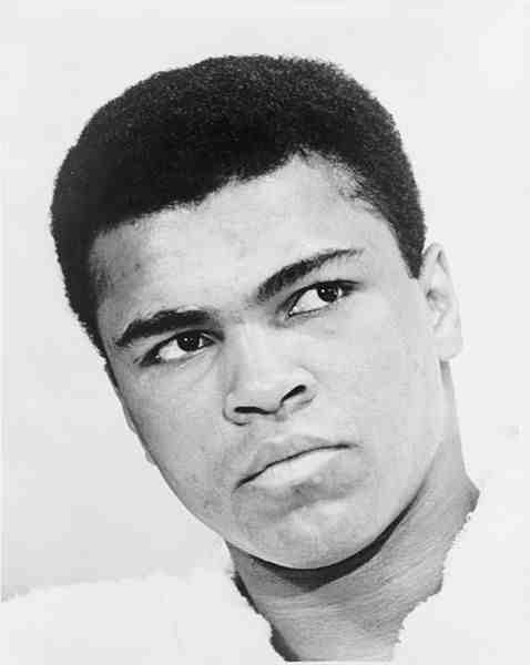 muhammad ali Float Like a Butterfly Sting Like a Bee   Muhammad Ali Quotes