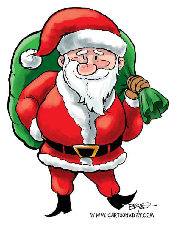 Quotes about father christmas funny santa claus