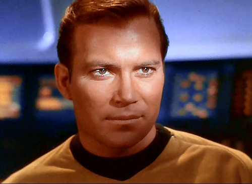 william shatner captain kirk